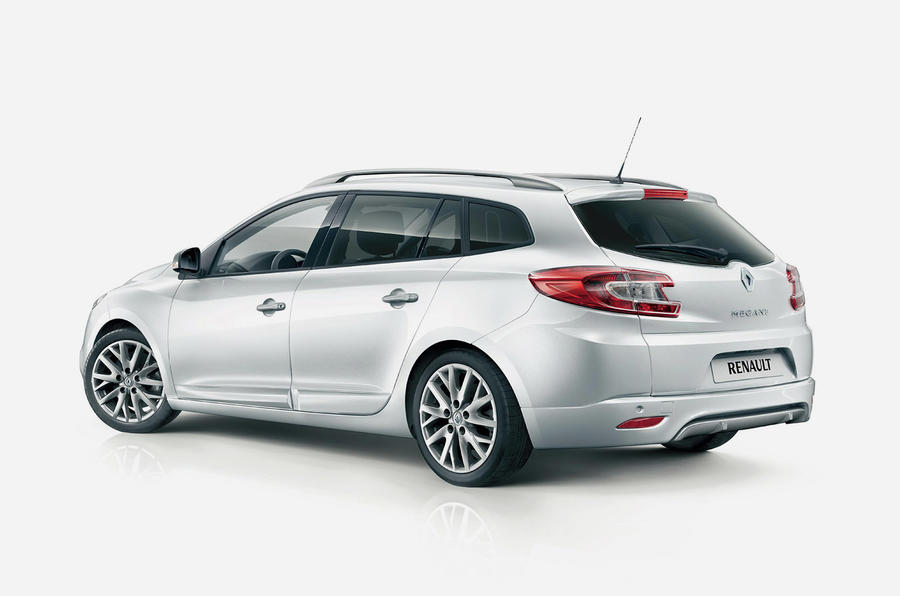 Renault Megane Knight special edition revealed