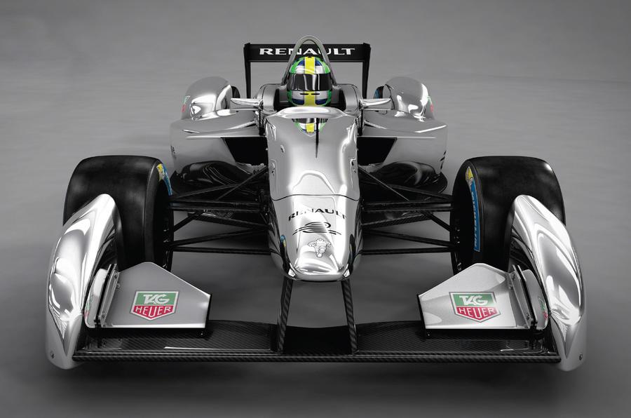 "Formula E boss: ""We can create battery-heads"""