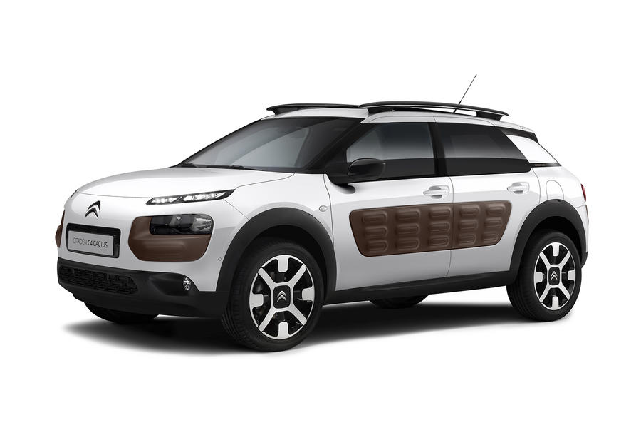 Citroën C4 Cactus revealed