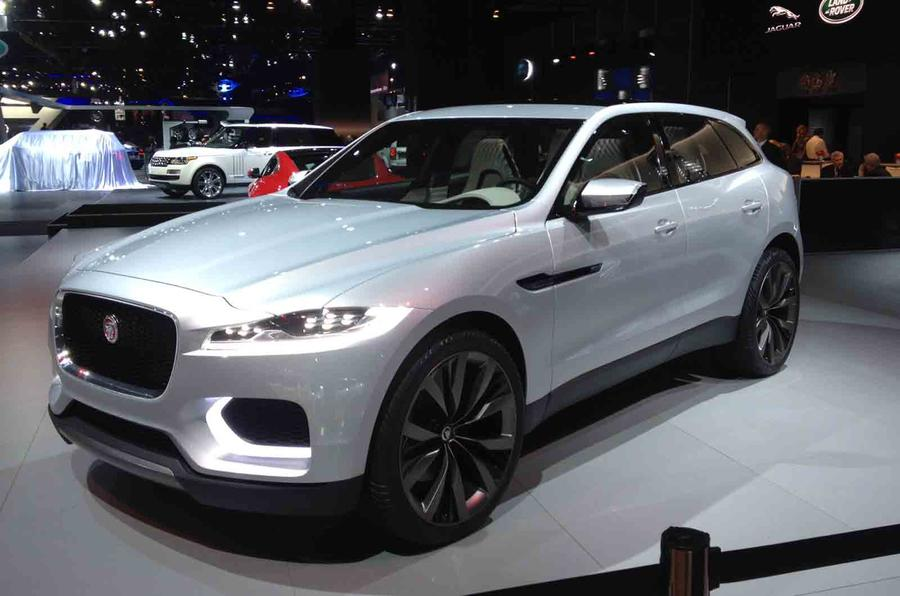 Jaguar C-X17 SUV should reach production, says design boss