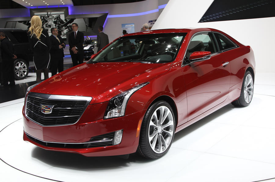 Cadillac reveals diesel ambition for Europe
