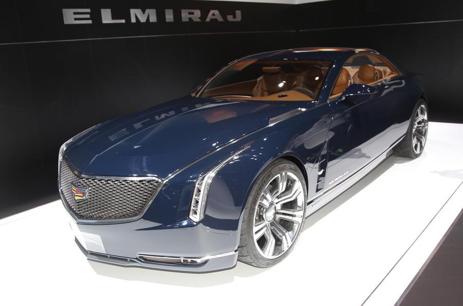 Elmiraj concept explores Cadillac's future designs | Autocar