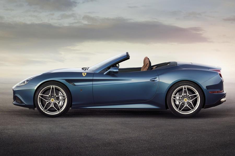 New Ferrari California T revealed