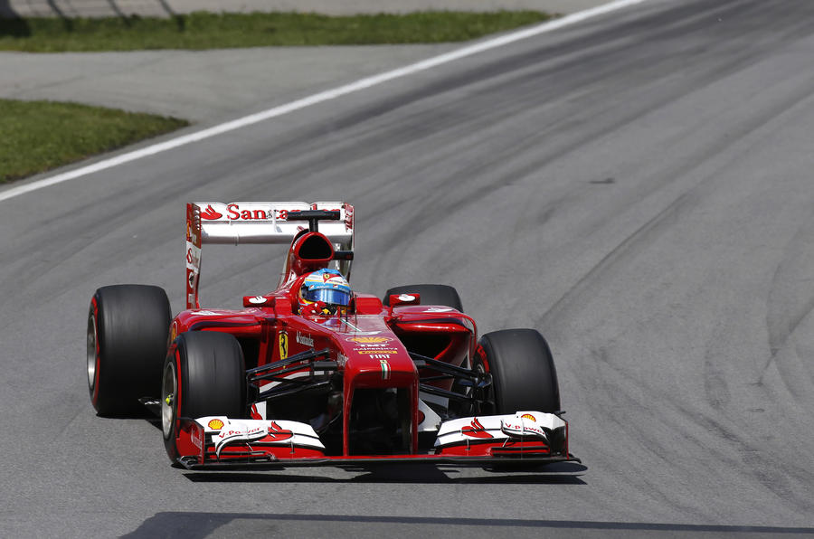 Vettel heads Alonso and Hamilton in Canadian Grand Prix - report and pictures