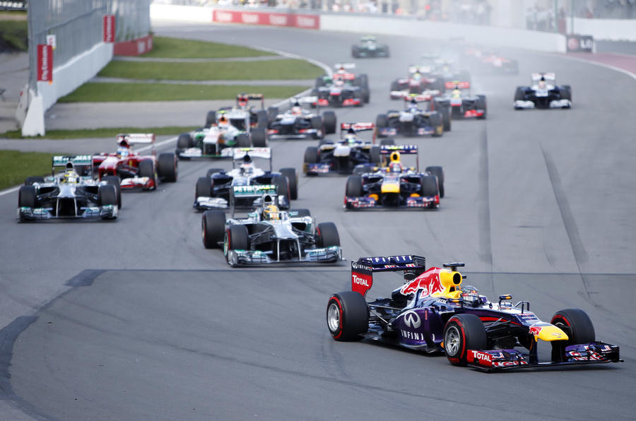 Vettel wins Canadian Grand Prix - report and pictures