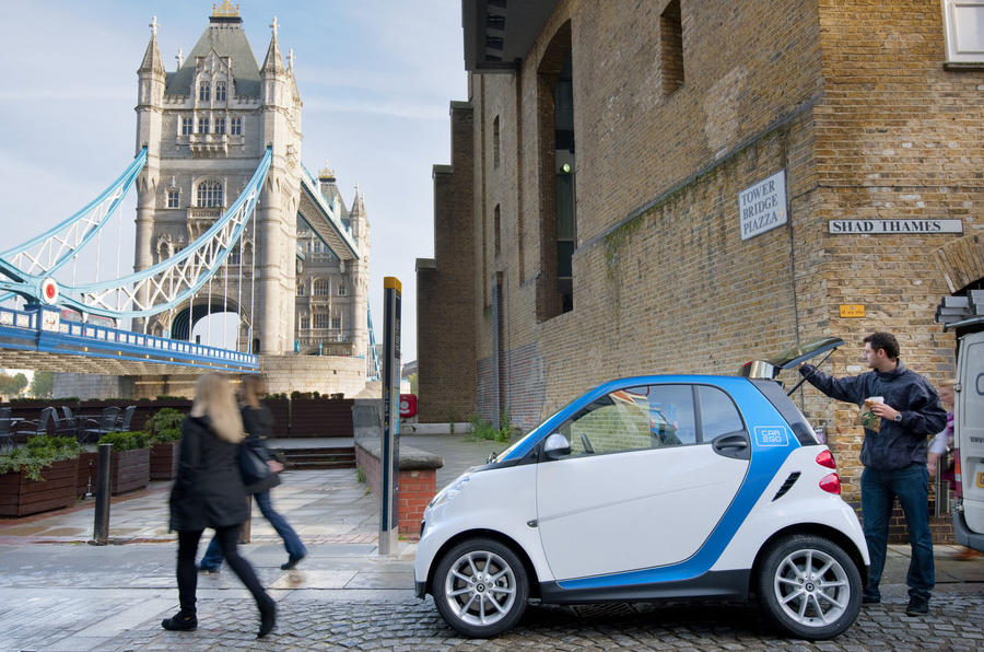 Daimler axes Smart car sharing schemes in Birmingham and London