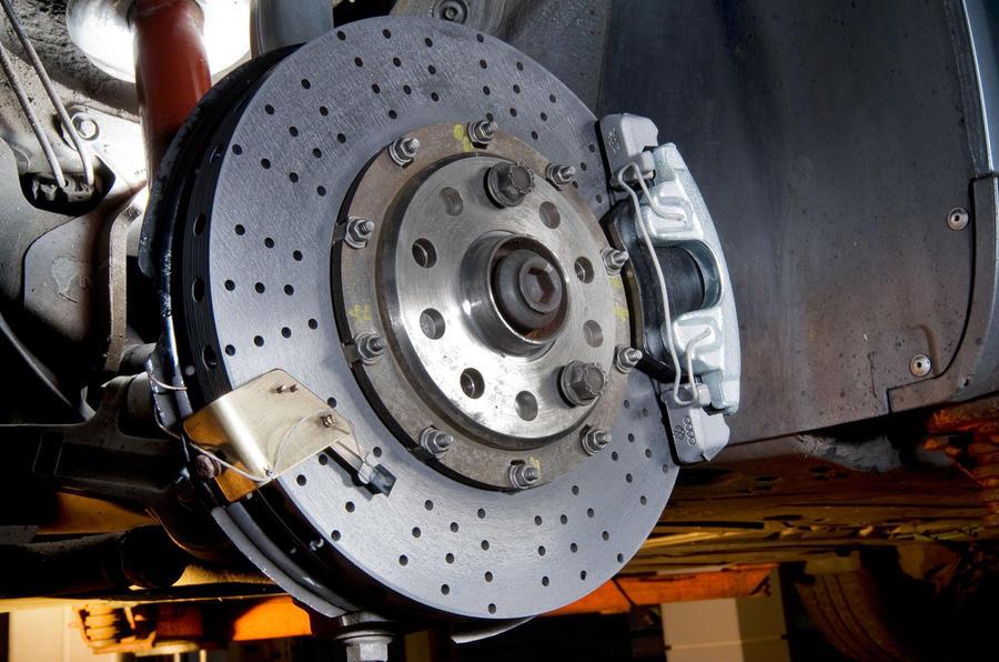Are Carbon Ceramic Brakes A Rip Off Autocar