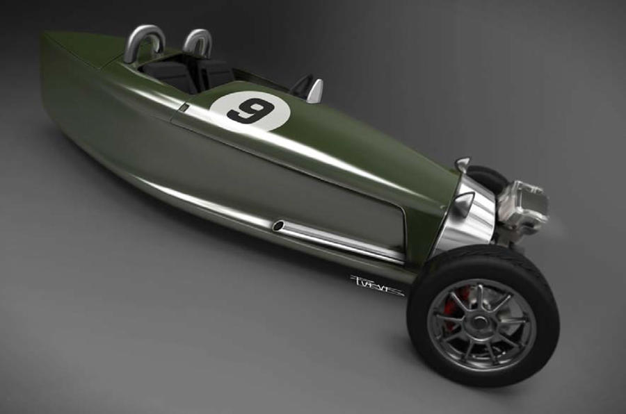 Castle three-wheeler to re-ignite Morgan rivalry