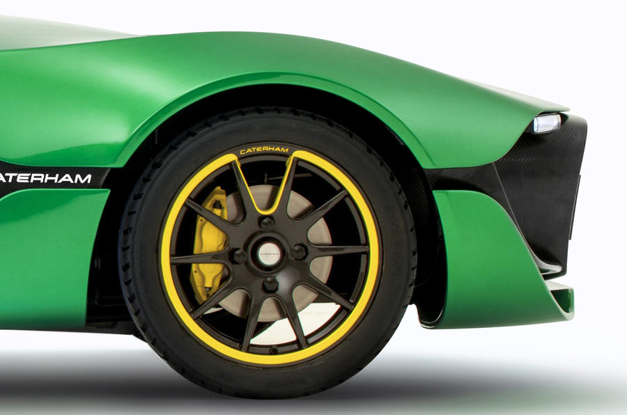 Official: Caterham AeroSeven for 2014 launch
