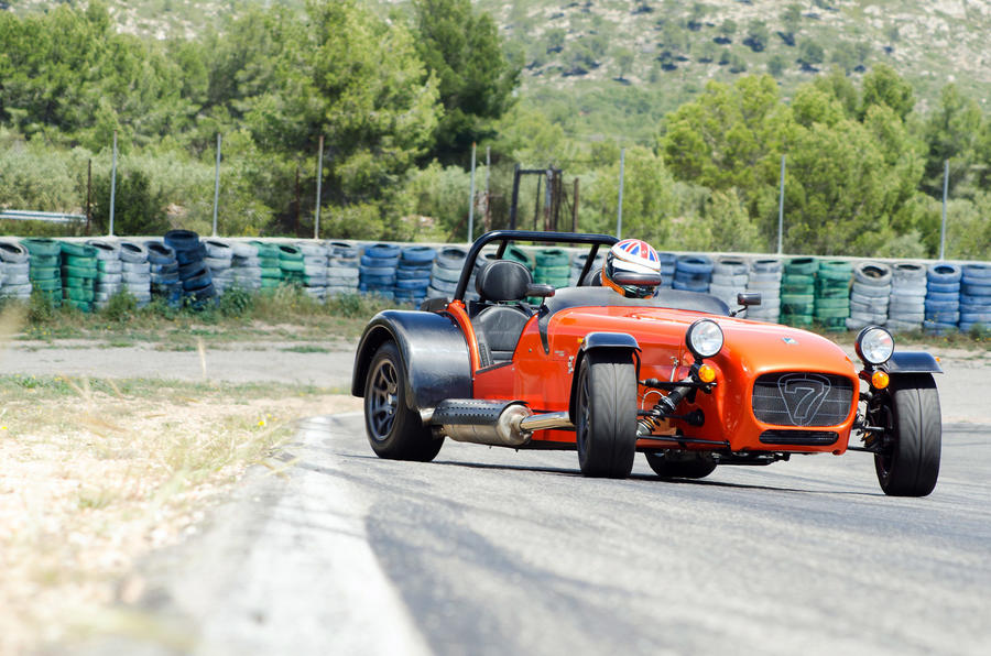Caterham Group up for sale – report