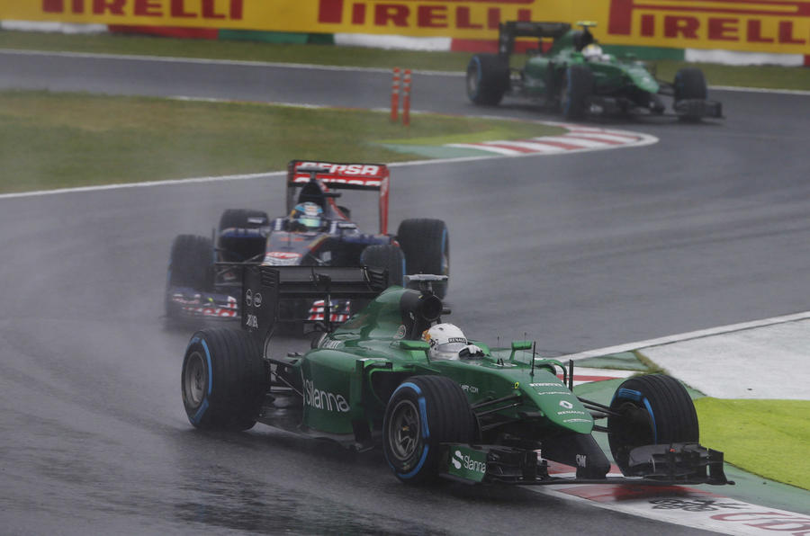 How Caterham F1's meltdown might benefit other Formula 1 teams