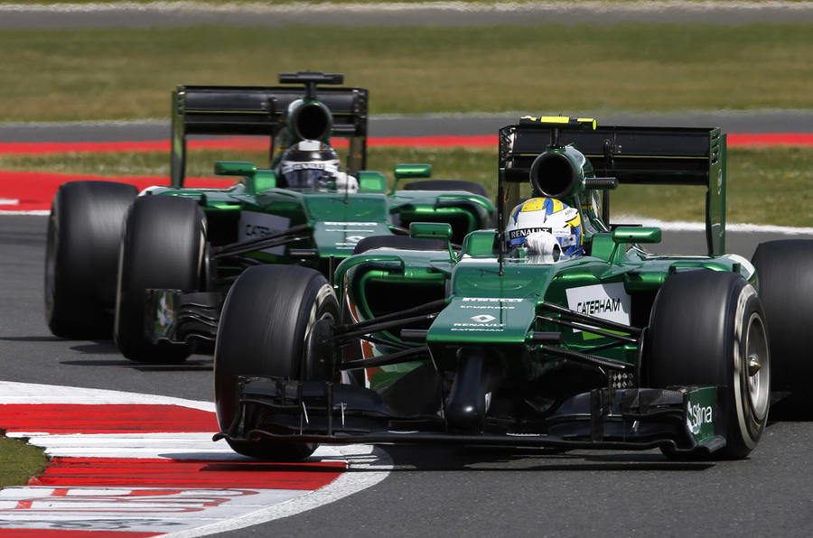 Caterham, Renault's plight and Fernando Alonso