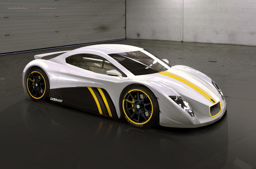 Renault Alpine sports car delayed by design change