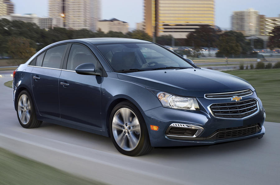 Updated Chevrolet Cruze gets new connected tech