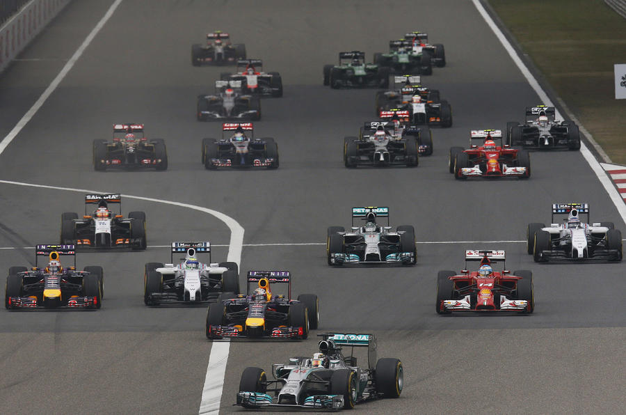 Mercedes ace Lewis Hamilton wins Chinese Grand Prix