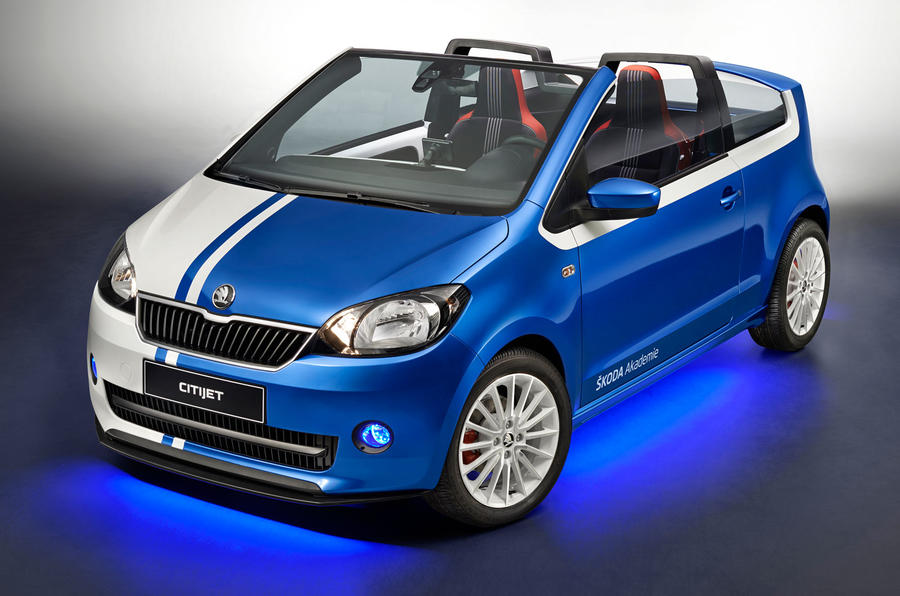 Skoda reveals new CitiJet concept for Worthersee show