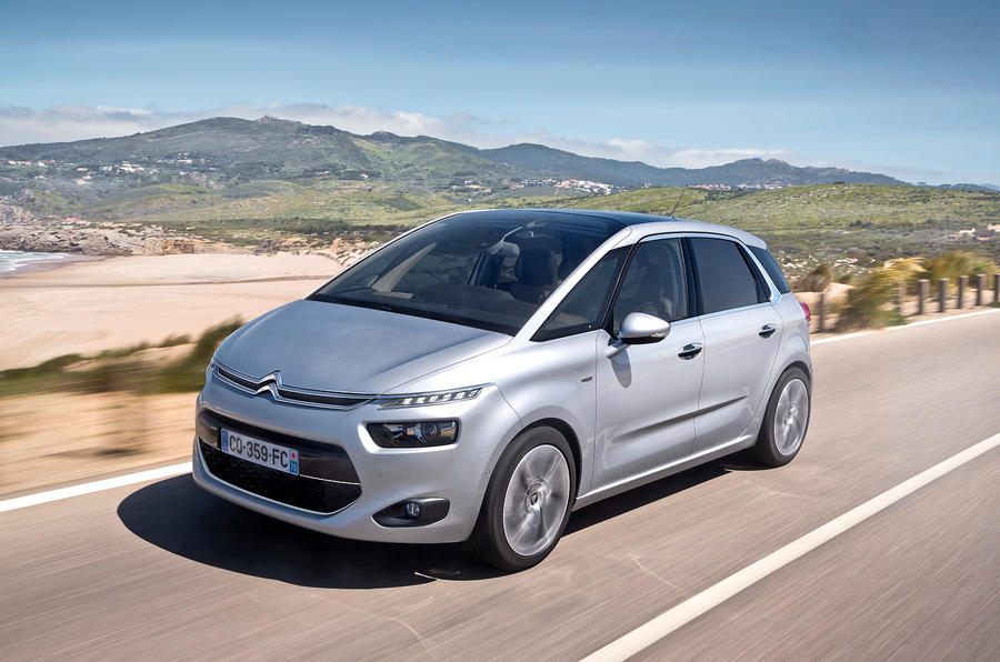 Citroën C4 PIcasso e-HDi 115 first drive review