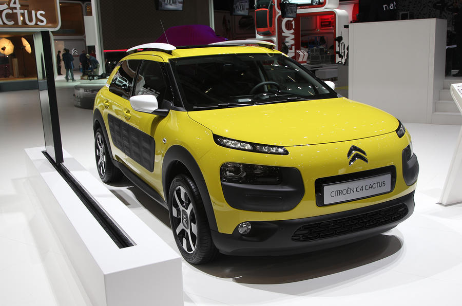 Geneva motor show live blog and picture gallery