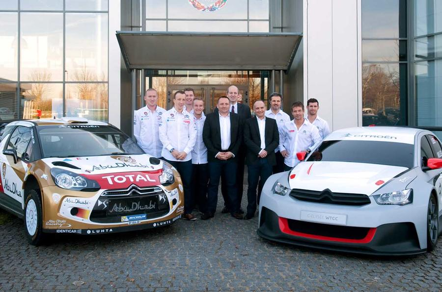 It's a brave new world for Sebastien Loeb and Citroen