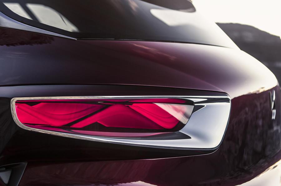 New Citroën Wild Rubis concept previews luxury SUV