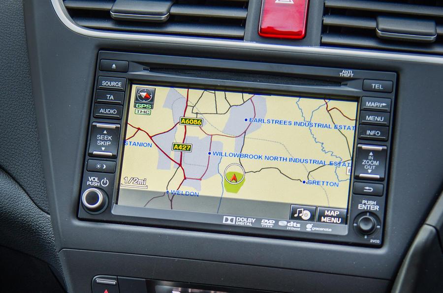 Honda Civic Tourer I DTEC SR First Drive Review