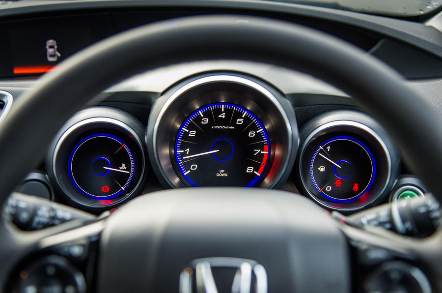 Honda Civic Tourer i-DTEC SR first drive review
