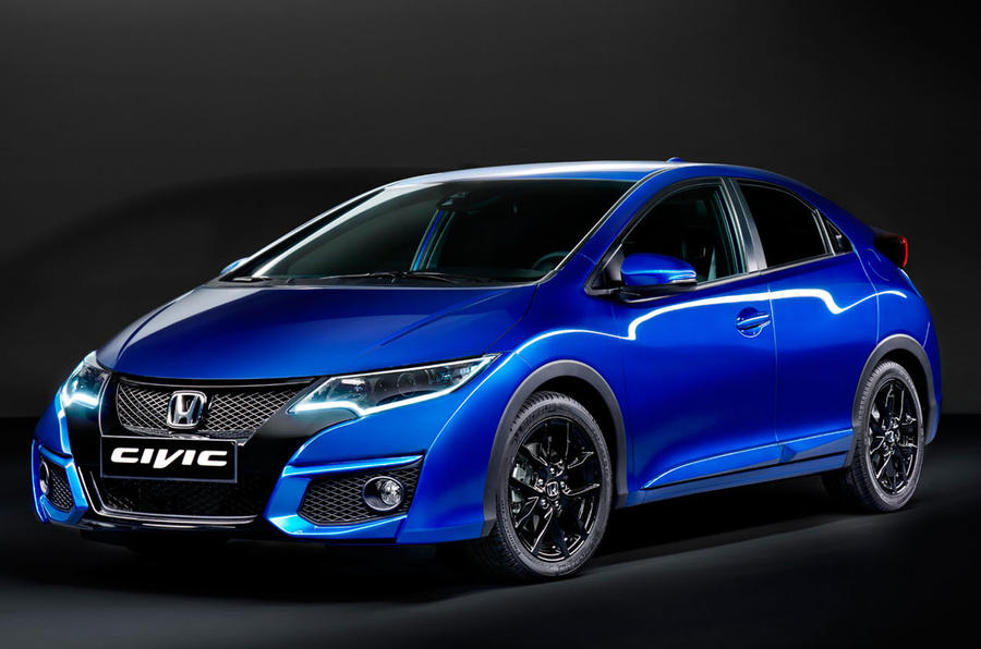 New Honda Civic Sport previews hot Type-R