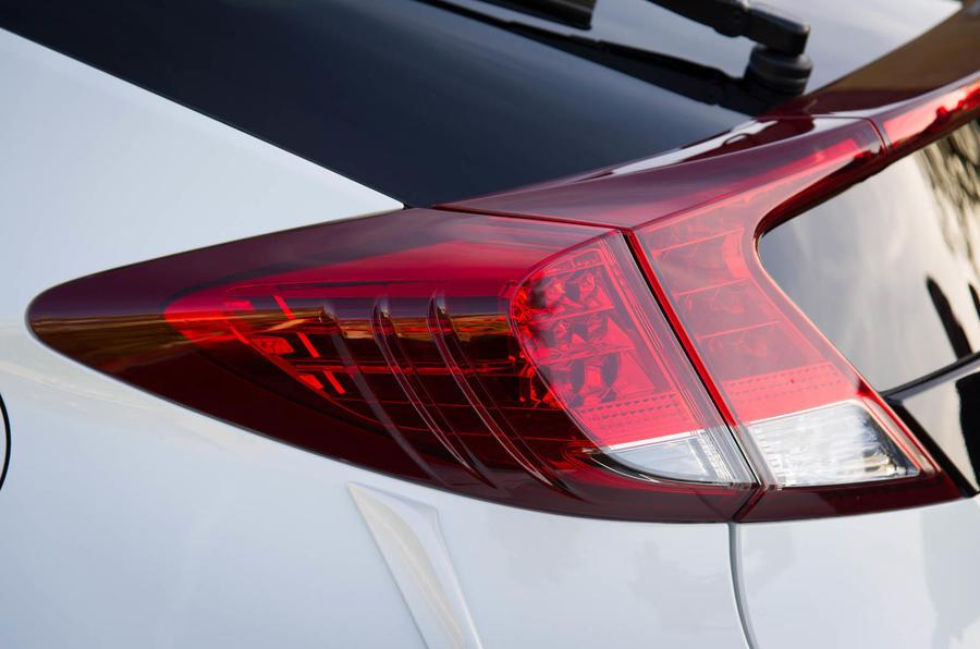 Honda Civic rear light