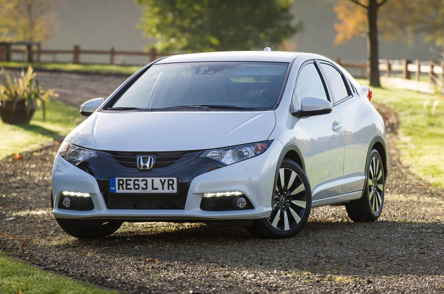 2014 Honda Civic 1.6 I DTEC EX First Drive Review