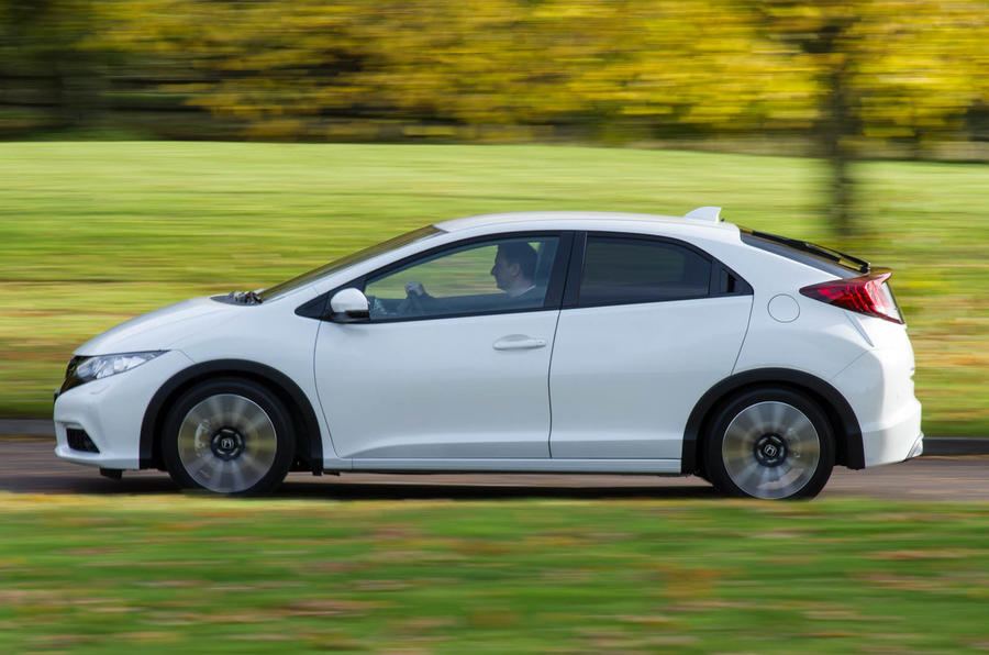 2014 civic ex review