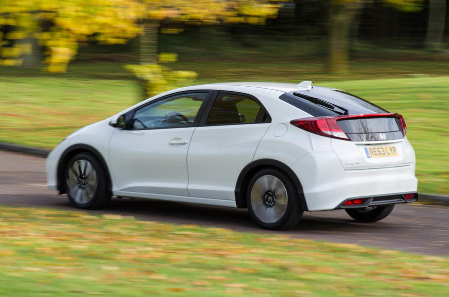 Attractive 2014 Honda Civic 1.6 I DTEC EX First Drive Review