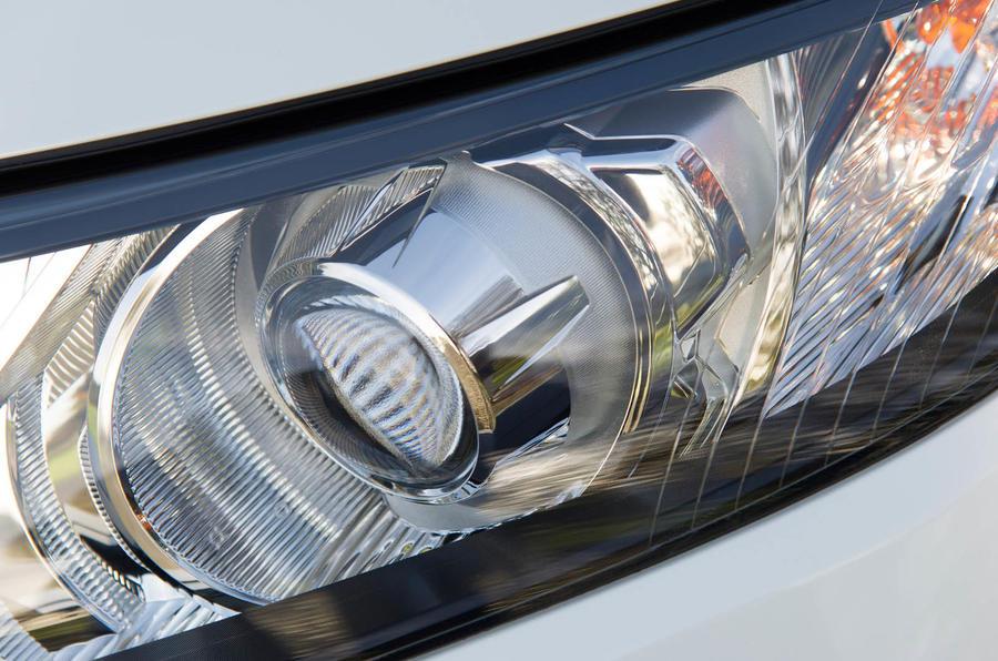 Honda Civic xenon headlights