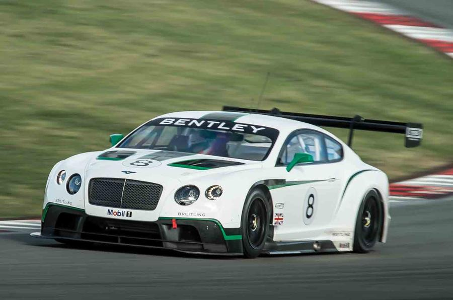Quick news: Bentley Continental GT3 gets race debut, BMW X1 gets style changes