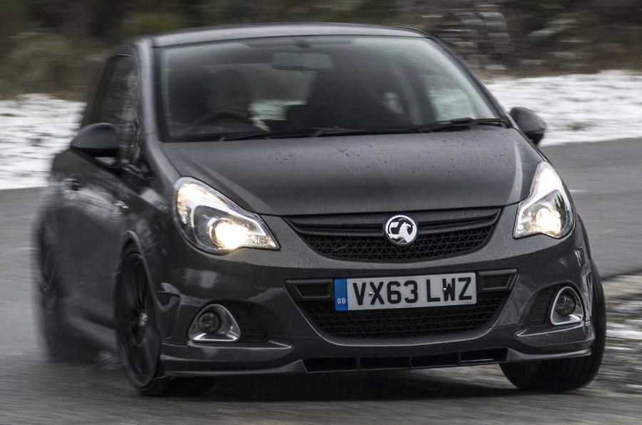 3.5 star Vauxhall Corsa VXR Clubsport