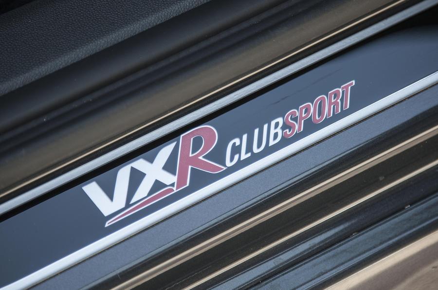 Vauxhall Corsa VXR Clubsport kickplates