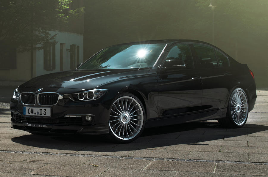 New diesel Alpina D3 Bi-Turbo set for Frankfurt reveal