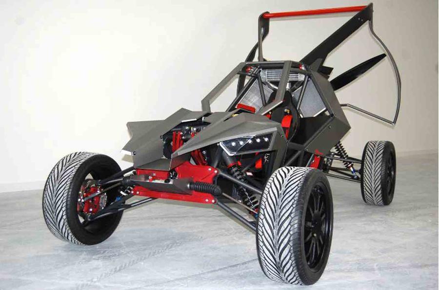 New SkyRunner flying car goes on sale