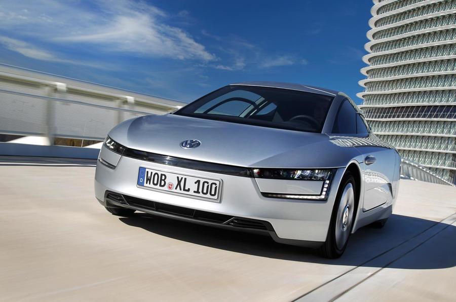 68.3bhp  Volkswagen XL1