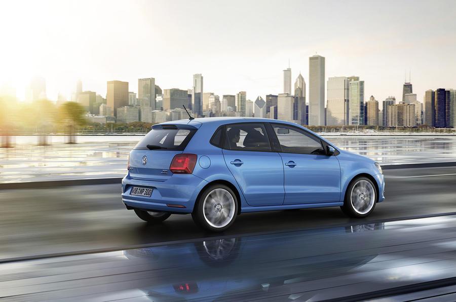 Volkswagen Polo facelift revealed ahead of Geneva