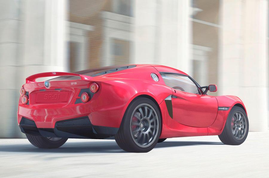 Detroit Electric reveals final SP:01 design