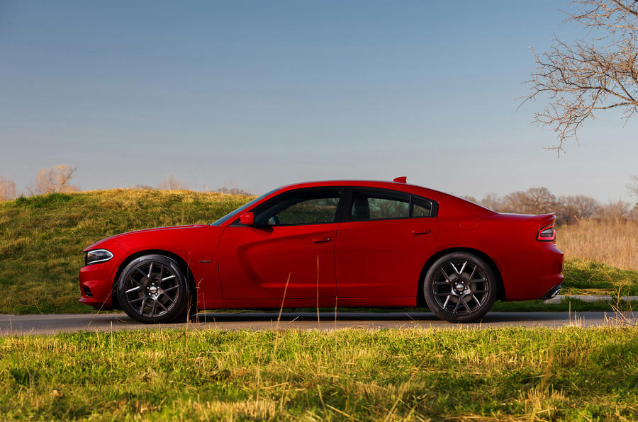 New look for 2015 Dodge Charger