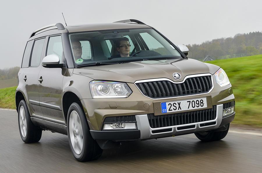 Best car deals: Ford B-Max, Skoda Yeti, VW Passat, Dacia Sandero