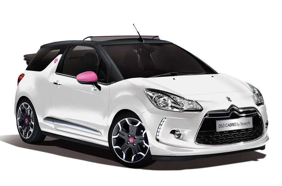 citroen reveals special edition ds3 cabrio autocar. Black Bedroom Furniture Sets. Home Design Ideas
