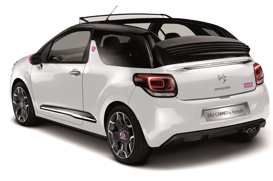 citroen reveals special edition ds3 cabrio autocar. Black Bedroom Furniture Sets. Home Design Ideas