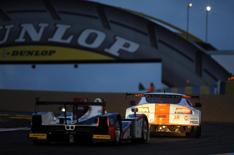 Audi reigns at an emotional Le Mans