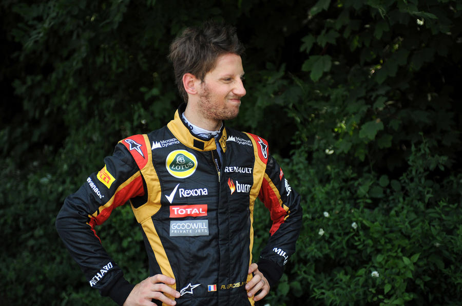 F1's Romain Grosjean: hero or villain?