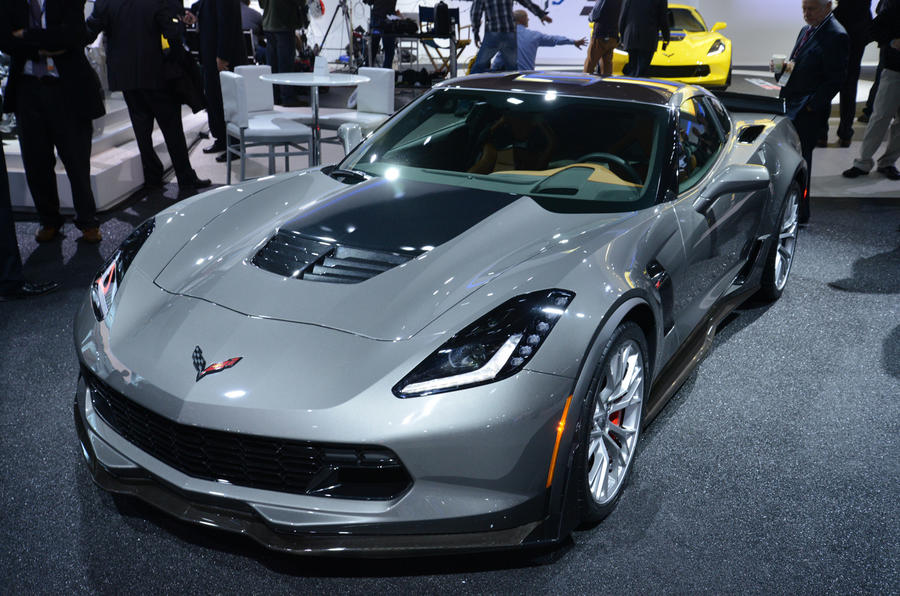 New Supercharged 625bhp Chevrolet Corvette C7 Z06 Launched