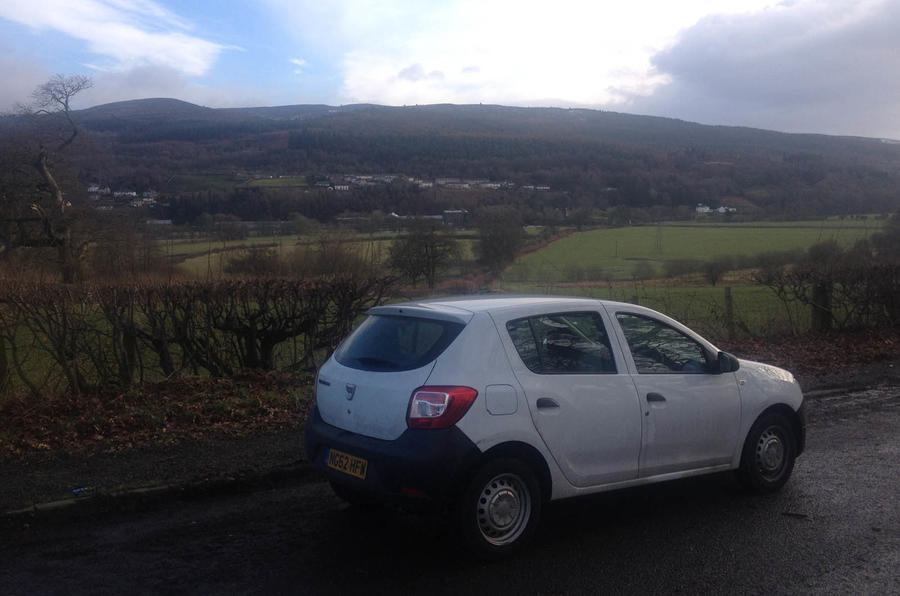 The Dacia Sandero road trip: Part two – Telford to Bala and beyond