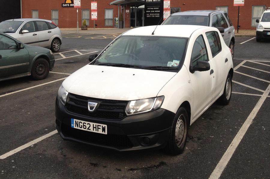 The Dacia Sandero road trip: part one – London to Wales