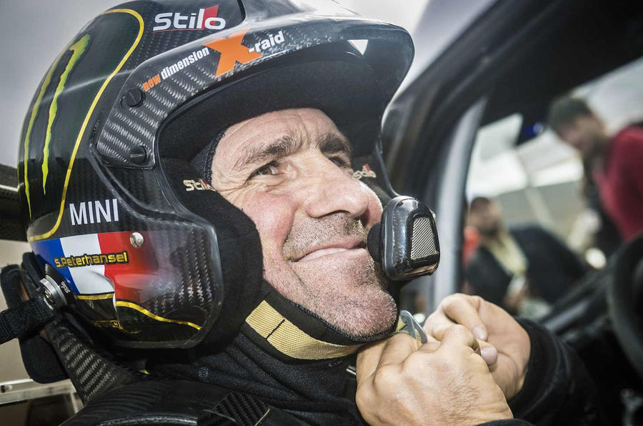 Mini wins 2014 Dakar Rally